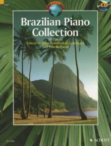 Brazilian Piano Collection : 19 Pieces, Mixed media product Book
