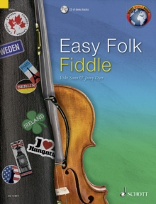 Easy Folk Fiddle : Violin, Mixed media product Book