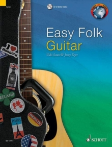Easy Folk Guitar : 29 Traditional Pieces, Mixed media product Book