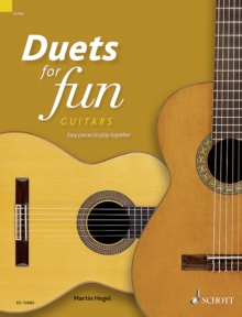 Guitars : Easy Pieces to Play Together, Paperback Book