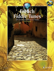 French Fiddle Tunes : 227 Traditional Pieces for Violin, Mixed media product Book