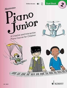 Piano Junior Duet : A Creative and Interactive Piano Course for Children, Paperback / softback Book