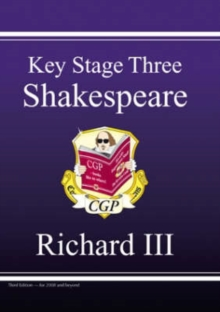 KS3 English Shakespeare Test Guide - Richard III, Paperback Book