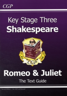 KS3 English Shakespeare Text Guide - Romeo and Juliet, Paperback Book