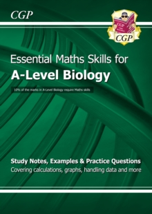 New A-Level Biology: Essential Maths Skills, Paperback Book