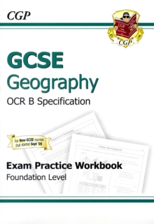 GCSE Geography OCR B Exam Practice Workbook Foundation (A*-G Course), Paperback Book