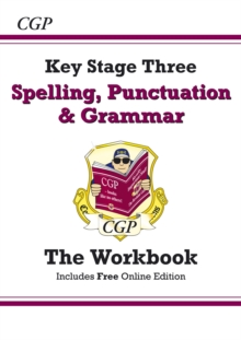 Spelling, Punctuation and Grammar for KS3 - Workbook, Paperback / softback Book