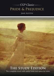 Pride and Prejudice by Jane Austen Study Edition, Paperback / softback Book