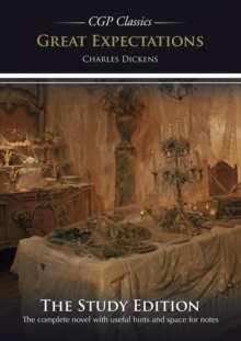 Great Expectations by Charles Dickens Study Edition, Paperback / softback Book