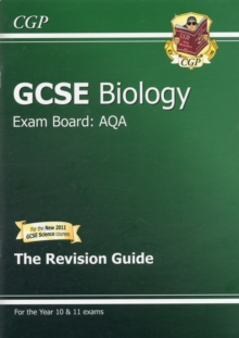 GCSE Biology AQA Revision Guide (with Online Edition) (A*-G Course), Paperback Book