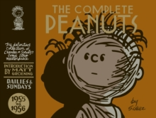 The Complete Peanuts 1955-1956 : Volume 3, Hardback Book