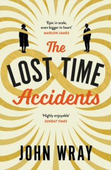 The Lost Time Accidents, Paperback Book