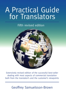 A Practical Guide for Translators, Paperback / softback Book