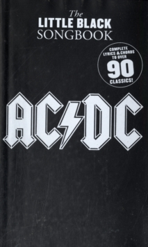 The Little Black Songbook : AC/DC, Paperback / softback Book