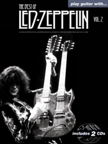 Play Guitar With... The Best Of Led Zeppelin : Volume 2, Paperback Book