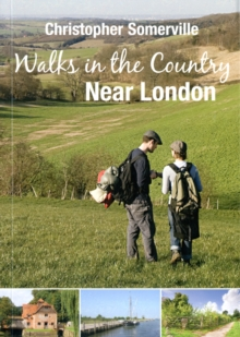Walks in the Country Near London, Paperback Book