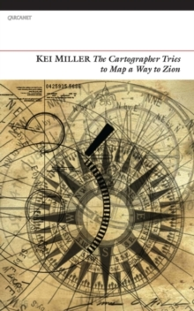 Cartographer Tries to Map a Way to Zion, Paperback / softback Book