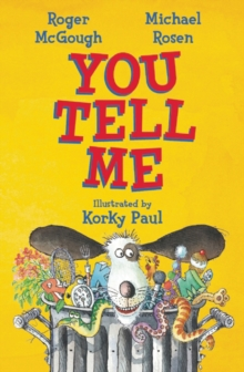You Tell Me!, Paperback Book