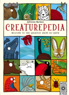 Creaturepedia, Hardback Book