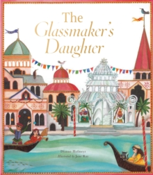 The Glassmaker's Daughter, Hardback Book
