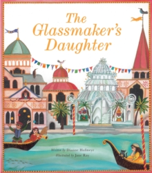 The Glassmaker's Daughter, Paperback Book