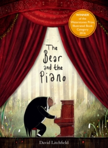 The Bear and the Piano, Paperback Book