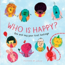 Who is Happy?, Hardback Book
