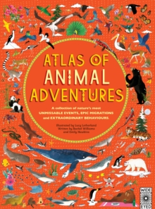 Atlas of Animal Adventures, Hardback Book