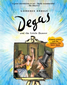 Degas and the Little Dancer, Paperback / softback Book