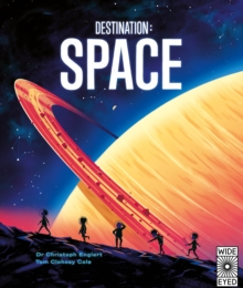 Destination: Space, Hardback Book