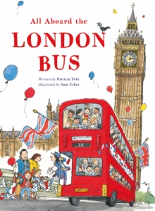 All Aboard the London Bus, Hardback Book