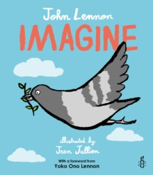 Imagine - John Lennon, Yoko Ono Lennon, Amnesty International illustrated by Jean Jullien, Hardback Book