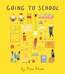 Going to School, Hardback Book