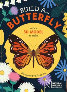 Build a... Butterfly, Board book Book