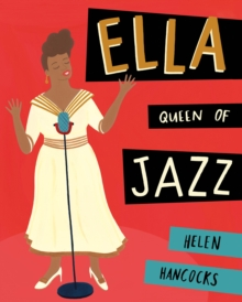 Ella Queen of Jazz, Hardback Book