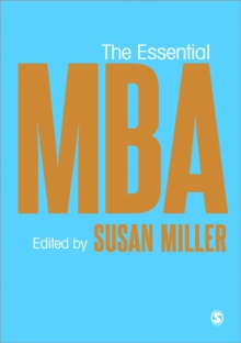 The Essential MBA, Paperback Book