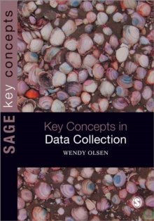 Data Collection : Key Debates and Methods in Social Research, Paperback Book