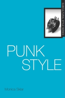 Punk Style, Paperback Book