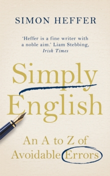 Simply English, Hardback Book