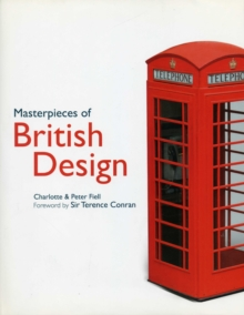 Masterpieces of British Design, Hardback Book