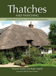 Thatches and Thatching, Hardback Book