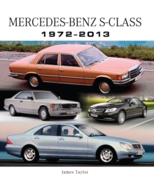 Mercedes-Benz S-Class 1972-2013, EPUB eBook