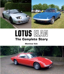 Lotus Elan : The Complete Story, EPUB eBook
