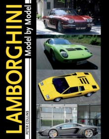Lamborghini Model by Model, Hardback Book