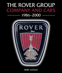 Rover Group : Company and Cars, 1986-2000, EPUB eBook