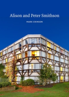 Alison and Peter Smithson, Paperback Book