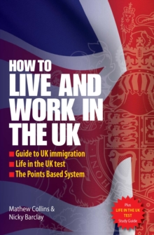 How to Live and Work in the UK, EPUB eBook