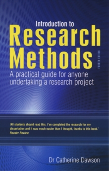 Introduction to Research Methods : A practical guide for anyone undertaking a research project, EPUB eBook
