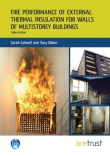 Fire Performance of External Thermal Insulation for Walls of Multistorey Buildings, Paperback Book