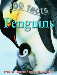 100 Facts on Penguins, Paperback Book